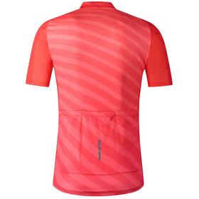 Shimano Aerolite Jersey Men, red